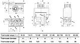 Клапан 307 термобаллон 40-90 гр.(б.ф.у, Кит) підлогових котлів 7-20 кВт, арт. TGV307, к. з. 0690/3, фото 5