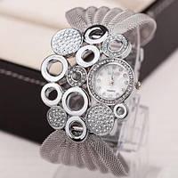 """Потрясающие широкие часы  """"Галактика"""" от студии LadyStyle.Biz"""