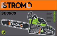 Бензопила STROMO SC3900 метал(1ш. 1 ц.+доп. Воздушный фильтр ), фото 1