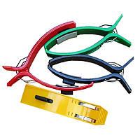 Электрод – прищепка многоразовый ЭКХ–01 для взрослых