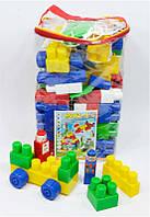 Пластиковый конструктор с крупными деталями Макс 4