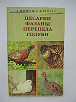 Цесарки, фазаны, перепела, голуби: разведение, выращивание.