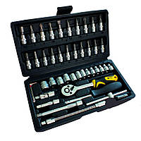 Сталь 70014 Набор ручных инструментов 46 шт