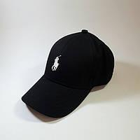 Кепка, бейсболка Polo Ralph Lauren (Черный)