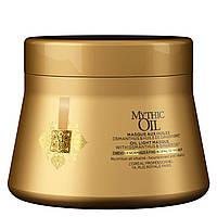 L'Oreal Professionnel Mythic Oil  Masque  Маска с маслами для нормальных и тонких волос, 200 мл