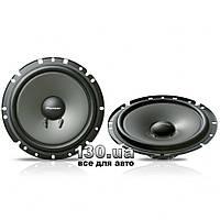 Автомобильная акустика Pioneer TS-170Ci для Renault, Opel, Volkswagen, Peugeot, Citroen, Kia, Hyundai