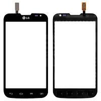 Touch screen LG D325 Optimus L70 Dual  чёрный