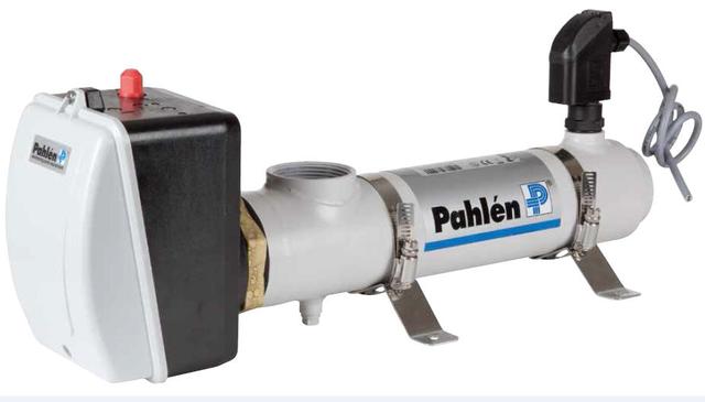 Электронагреватель для бассейна Pahlen Compact Titan 9 kWt