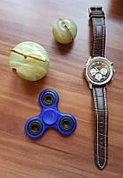 Спиннер с подшипниками Синий Hand spinner,  finger spinner Игрушка Антистресс