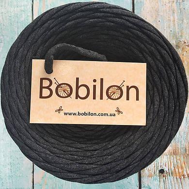 Пряжа для ковров Бобилон 5-7 мм, цвет графит