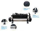 Электронагреватель для бассейнаь Elecro Flow Line 8Т3AВ, 12 кВт, 400 В, фото 4