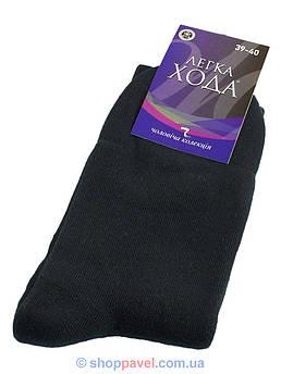 Теплые мужские носки Легка хода 028 с махрой