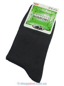 Носки мужские Markiz 018 демисезонные черные