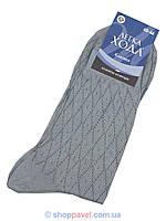 Летние мужские носки Легка 016 хода цвет серый
