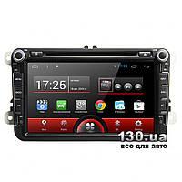 Штатная магнитола AudioSources D90-810A на Android с GPS навигацией для Skoda