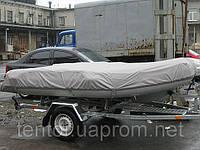 Тент стояночный для лодки 400