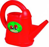 Лейка (красная), 18 см, Ecoiffier, красн (000333-1)