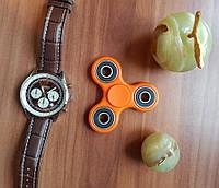 Спиннер с подшипниками Оранжевый Hand spinner,  finger spinner Игрушка Антистресс