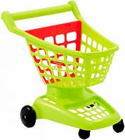 Тележка для супермаркета (салатовая), Ecoiffier, салат (001220-1)