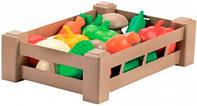 Урожай, ящик с овощами, Ecoiffier, овощи (000948-2)