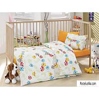 Комплект детского постельного белья Cotton Box Bebek Civ Civ Sari