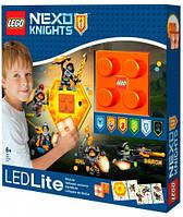 Nexo Knights, настольная лампа, Lego, IQ (LGL-NI7)