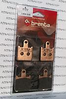 Итальянские синтетические тормозные колодки BRENTA 4115
