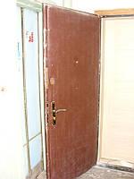 Перетяжка старой двери