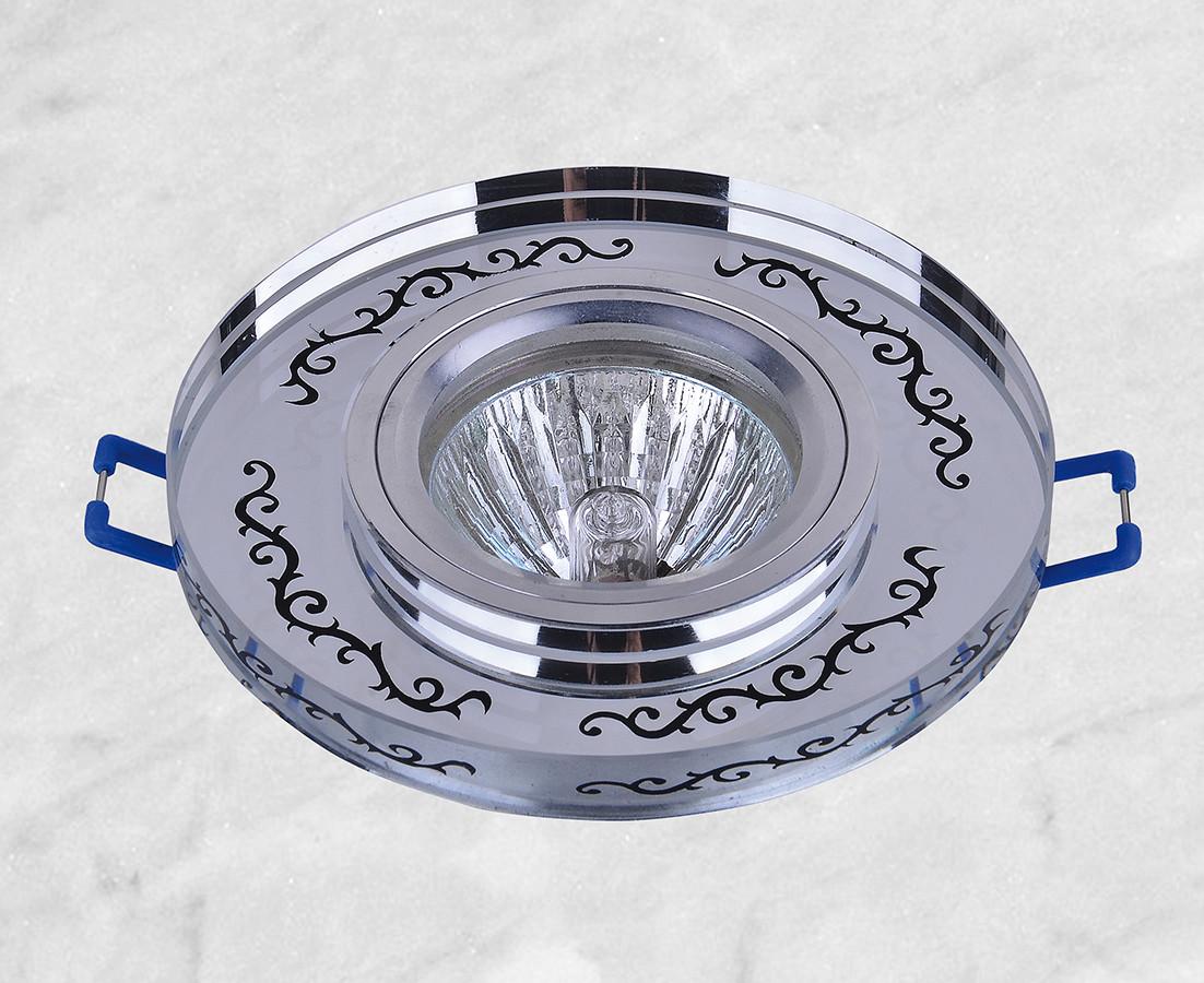 Точечный врезной светильник (05-376)