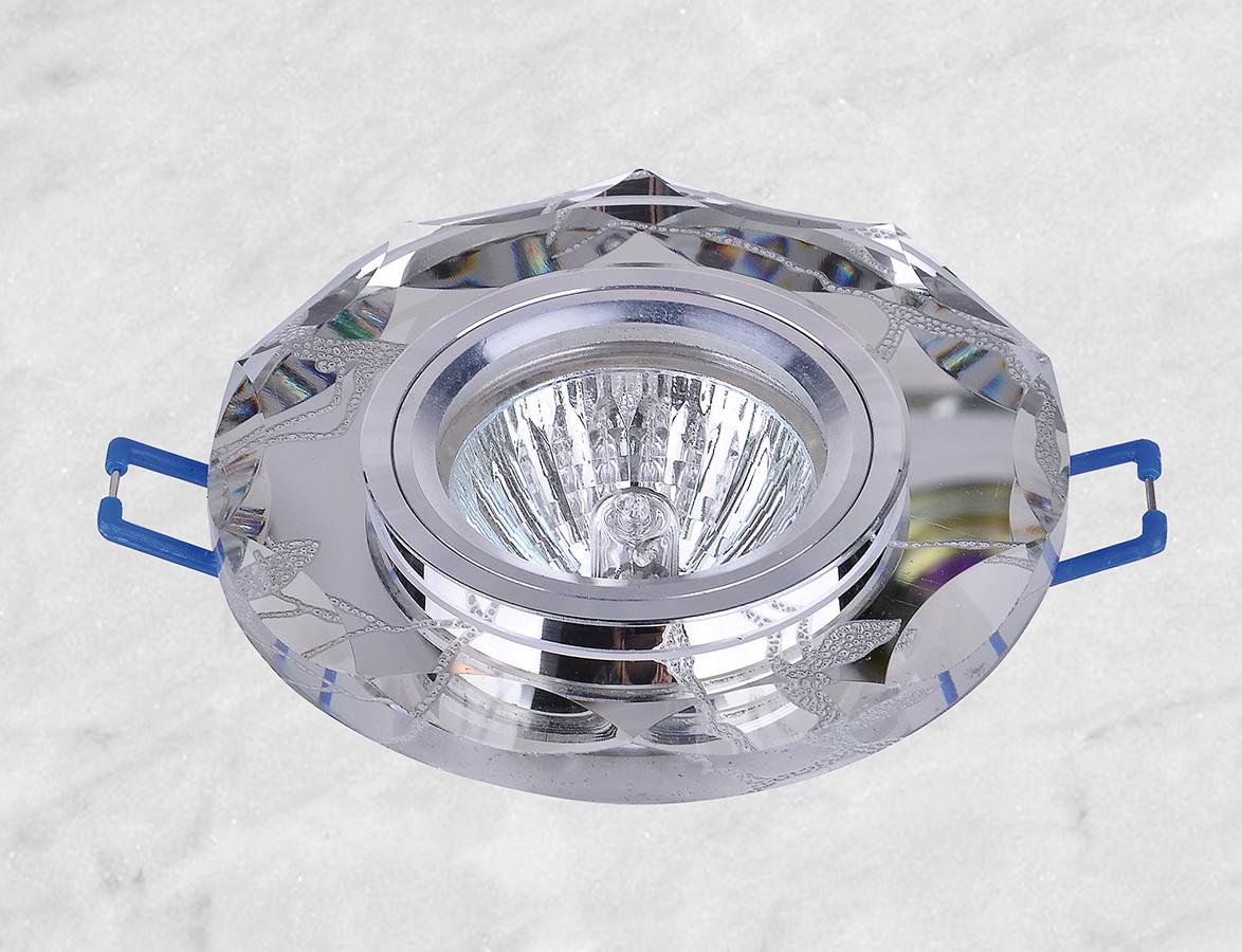 Точечный врезной светильник (05-406)