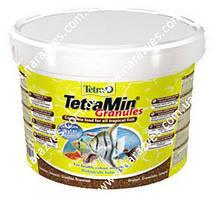 Tetra TetraMin Granules корм Тетра гранулы для рыб на развес