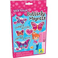 Бабочки, магниты, Orb Factory  (70441), фото 1