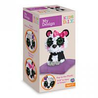 Панда, игрушка-плюш 3D, Orb Factory (75361)