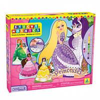 Принцессы, стикерная мозаика, Orb Factory  (72292), фото 1