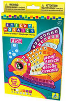 Рыбка, стикерная мозаика, Orb Factory (69834)