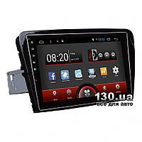 Штатная магнитола AudioSources D90-1040A на Android с GPS навигацией для Skoda