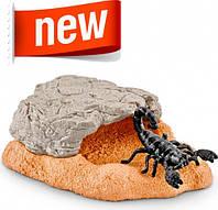 Скорпион в пещере - игрушка-фигурка, Schleich (42325)