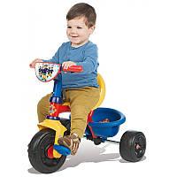 Велосипед трехколесный Be Move Пожарник Smoby 740304
