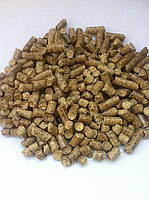 Древесная пеллета (гранула) из сосны