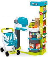 Интерактивный супермаркет City Shop, Smoby Toys (350207)
