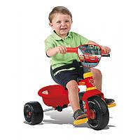 Велосипед трехколесный Be Move тачки Smoby 740310