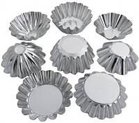 Набор формы для выпечки Empire 8 штук Ассорти круглые