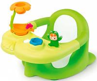 Стульчик для купания Сotoons (зеленый), Smoby Toys (110606)