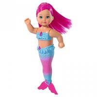 Кукла Эви-русалочка с подвижным хвостом, Steffi & Evi Love (573 1266)