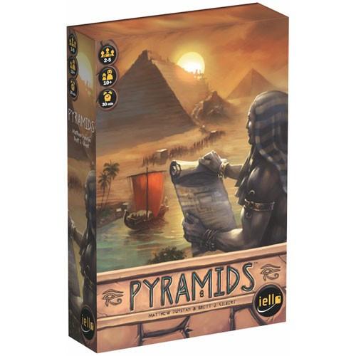 Настольная игра Pyramids (Пирамиды)