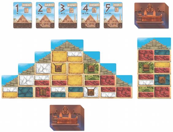Настольная игра Pyramids (Пирамиды), фото 2