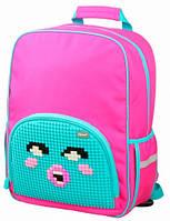 Рюкзак Bright Colors розовый, Upixel  (WY-A022C-A)