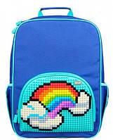 Рюкзак Bright Colors синий, Upixel  (WY-A022M-A)