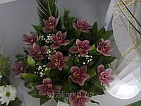 Корзинка  орхидея