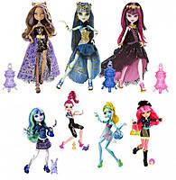 Куклы Monster High Монстер Хай 13 Wishes (13 Желаний)